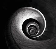 Espiral Foto de Stock