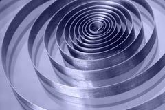 Espiral Fotografia de Stock Royalty Free