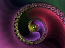 Espiral Fotografia de Stock