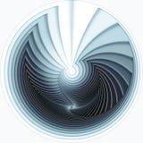 Espiral Foto de archivo libre de regalías