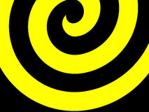 Espiral Foto de Stock Royalty Free