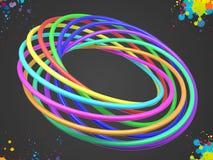 espiral Fotografía de archivo