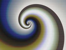 espiral Imagens de Stock