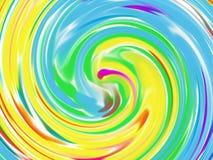 Espiral abstrata Imagens de Stock