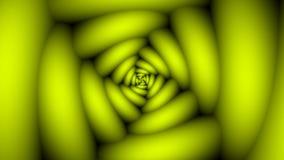 Espiral acogedor, con pantalla grande Foto de archivo libre de regalías