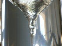 Espiral da água foto de stock royalty free