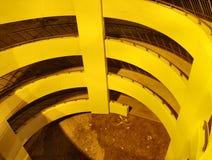 Espiral da noite Imagens de Stock