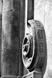 A espiral da vida - simbolismo esotérico Fotos de Stock