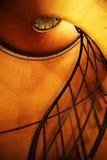 Espiral de Arc de Triumph París Foto de archivo