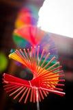 Espiral de Colurful Imagens de Stock Royalty Free