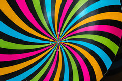 Espiral de giro da hipnose clássica Fotografia de Stock Royalty Free