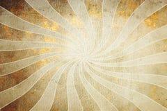Espiral de Grunge Ilustração Royalty Free