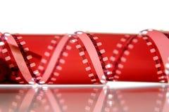 Espiral de Photofilm Fotos de archivo libres de regalías