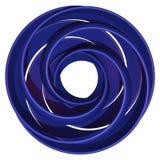 Espiral del círculo Fotografía de archivo libre de regalías