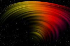 Espiral del espacio. Foto de archivo