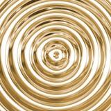 espiral del espejo 3D Fotografía de archivo