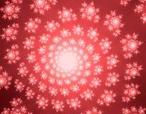 Espiral del fractal Imagenes de archivo