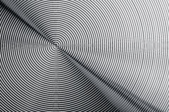 Espiral del metal Imágenes de archivo libres de regalías