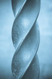 Espiral del metal Imagen de archivo
