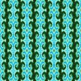 Espiral 13 del teñido anudado - fondo del teñido anudado en colores múltiples Imagen de archivo libre de regalías