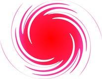Espiral do amor Fotos de Stock