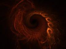 Espiral do incubus Fotografia de Stock