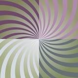 Espiral en fondo Ilustración del Vector