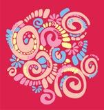 Espiral original Fotografía de archivo