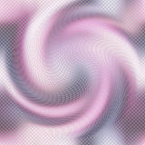 Espiral sem emenda da malha Imagens de Stock Royalty Free
