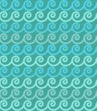 Espirales ilustración del vector