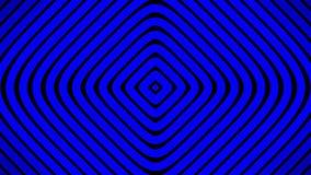 Espirales de torneado hipnóticos, fondo de la animación libre illustration