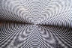 Espirales metálicos Fotografía de archivo libre de regalías