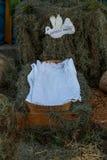 Espiritu santo, kid Jesus nativity Stock Photo