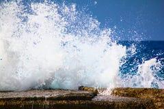 Espirra da água Imagens de Stock Royalty Free