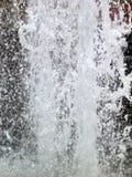 Espirrando a água Fotos de Stock