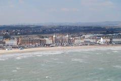 Esplanada de Weymouth Imagens de Stock Royalty Free