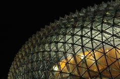 esplanade νύχτα Στοκ φωτογραφίες με δικαίωμα ελεύθερης χρήσης