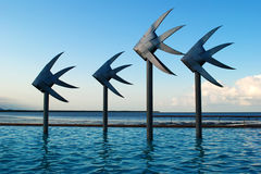 esplanade τύμβων Στοκ φωτογραφία με δικαίωμα ελεύθερης χρήσης