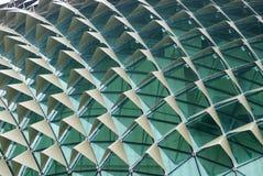 Esplanade. Windows of esplanade in singapore Stock Photo