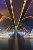 Esplanade Bridge Stock Images