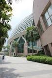 Esplanade Building Stock Image