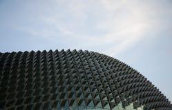 Esplanade Building Singapore Stock Images