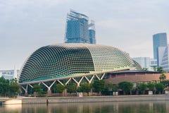 Esplanade Concert Hall Stock Image