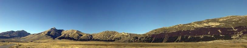 Esplanade del Apennines Fotografia Stock Libera da Diritti