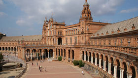 Esplanade Espana. Royalty Free Stock Photography