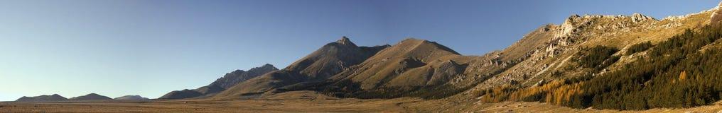 esplanade panoramique image stock