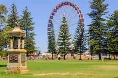 Esplanade-Park - Fremantle stockfoto