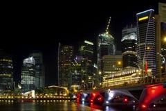 esplanade singapore городского пейзажа Стоковые Изображения RF