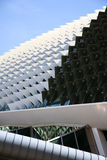 esplanade singapore детали города Стоковая Фотография