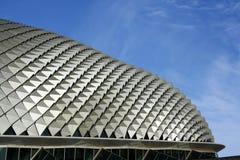 esplanade singapore детали города Стоковое Изображение